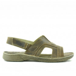 Sandale barbati 304 tuxon nisip