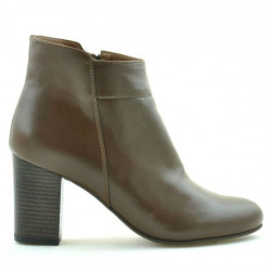 Women boots 1159 brown