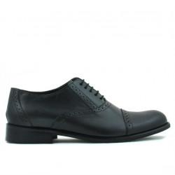 Pantofi eleganti barbati 801 negru