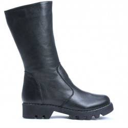 Children knee boots 3003 black