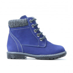 Small children boots 29c bufo indigo
