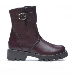 Small children boots 33c bordo