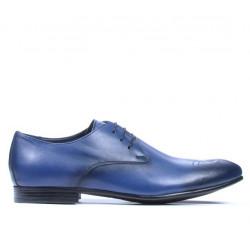 Pantofi eleganti barbati 828 a indigo