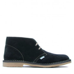 Women boots 7100 black velour