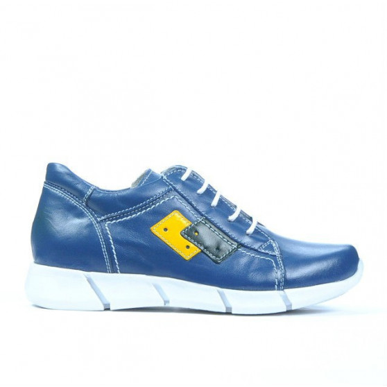 Pantofi copii 156 indigo