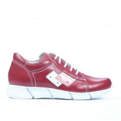Pantofi copii 156 rosu