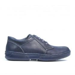 Children shoes 139 tuxon indigo