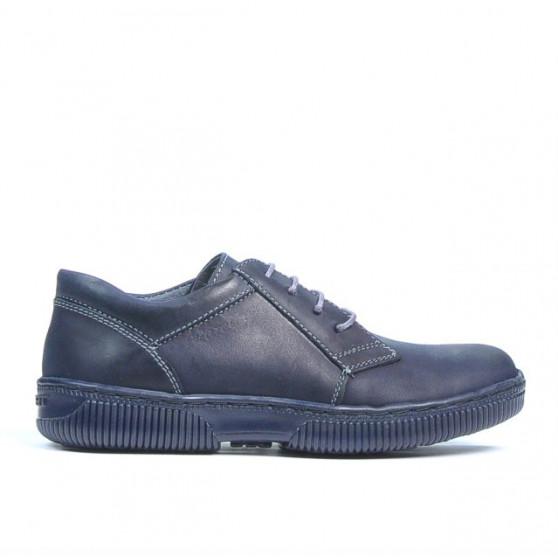 Pantofi copii 139 tuxon indigo