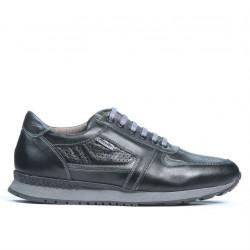 Men sport shoes 833 black combined