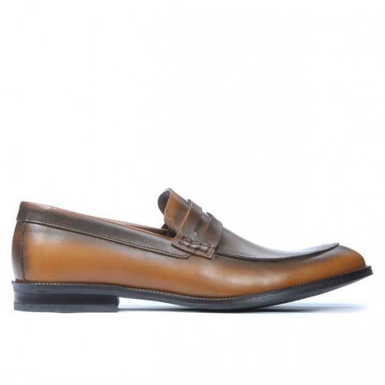 Pantofi eleganti barbati 815 a maro