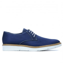 Men casual shoes 832 bufo indigo