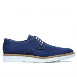 Pantofi casual barbati 832 bufo indigo