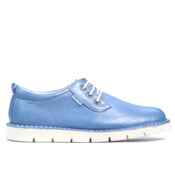 Pantofi casual dama 7000 bleu