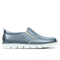Women casual shoes 7002 silver