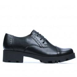 Pantofi casual dama 669 negru