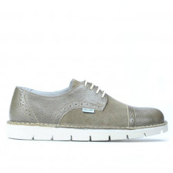 Women casual shoes 7001 sand combined
