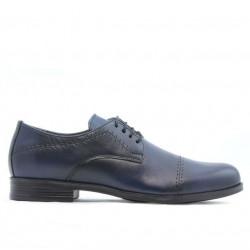 Pantofi eleganti adolescenti 396 a indigo