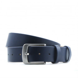 Men belt / women 01b blue