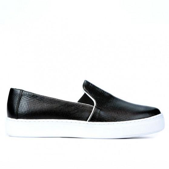 Pantofi sport dama 658 negru p