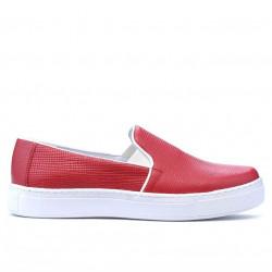 Pantofi sport dama 658 rosu p