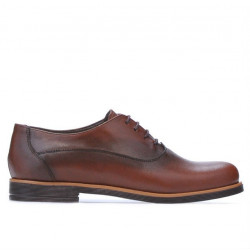Women casual shoes 671 a brown