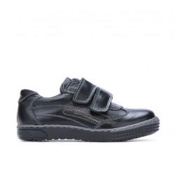 Pantofi copii mici 16-2c negru