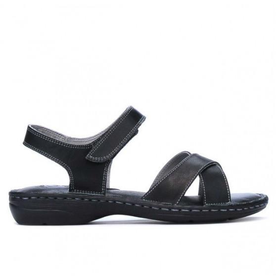 Sandale dama 502 negru