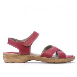 Women sandals 502 red