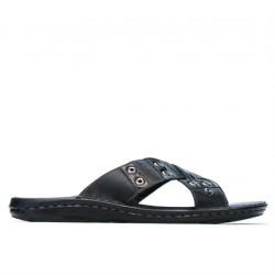 Sandale barbati (marimi mari) 360m negru