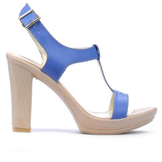 Sandale dama 5018 bleu
