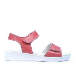 Children sandals 532 coral