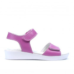 Children sandals 532 purple