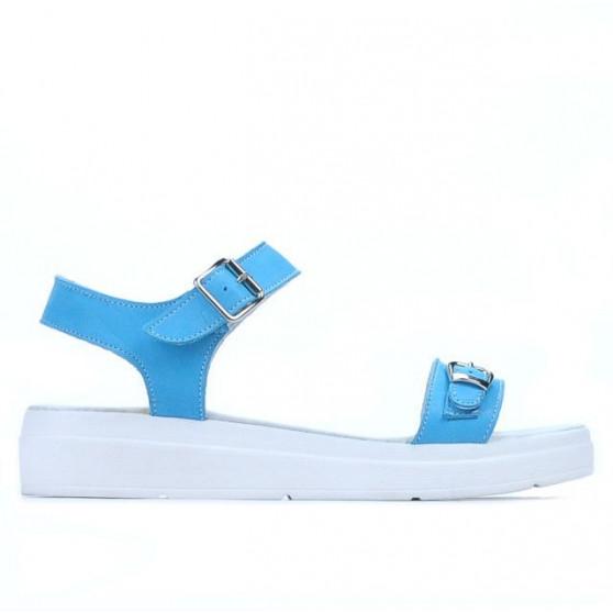 Sandale dama 5033 albastru