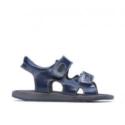 Small children sandals 11c indigo