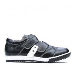 Children shoes 134 black+white