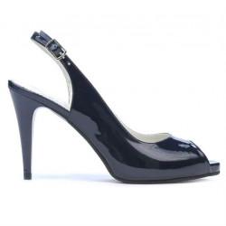 Sandale dama 1250 lac indigo
