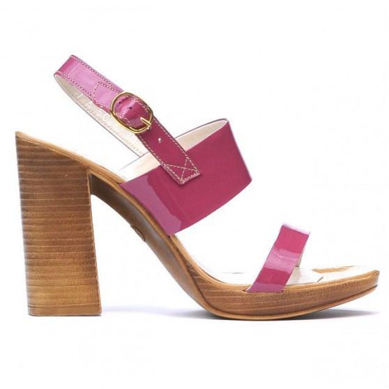 Sandale dama 5028 lac fucsia