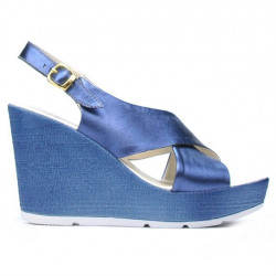 Women sandals 5025 indigo pearl