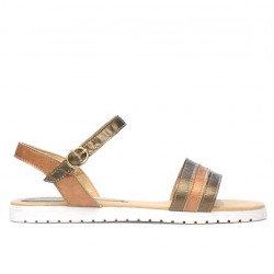 Sandale dama 5037 aramiu combinat