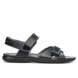 Men sandals 316 black