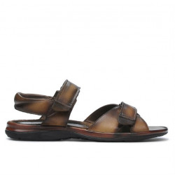 Men sandals 316 brown