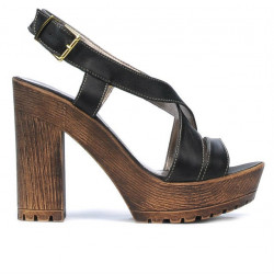 Sandale dama 5030 negru
