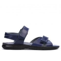 Sandale barbati 316 indigo