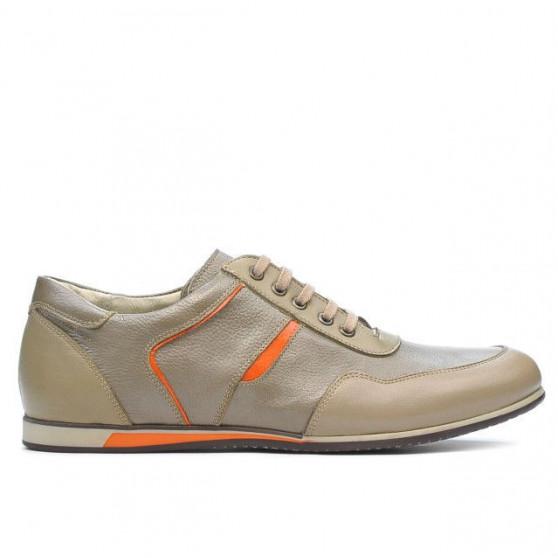 Men sport shoes 860 sand+beige