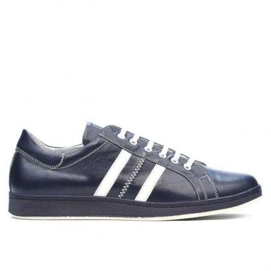 Pantofi sport barbati 959 indigo+alb