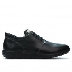 Men casual shoes 842 black