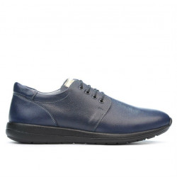 Men casual shoes 842 indigo