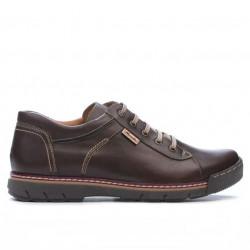 Pantofi sport barbati 834 maro