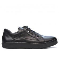 Men sport shoes 830-1 black