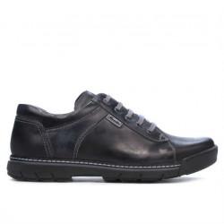 Pantofi sport barbati 834 tuxon negru